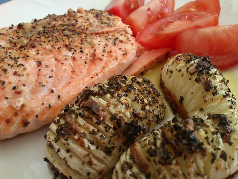 majrova recept sallad