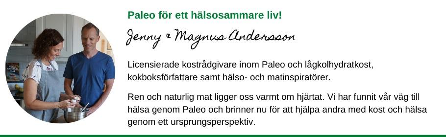 Signaturbild på Jenny & Magnus