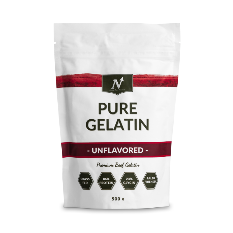 Pure Gelatin från Nyttoteket